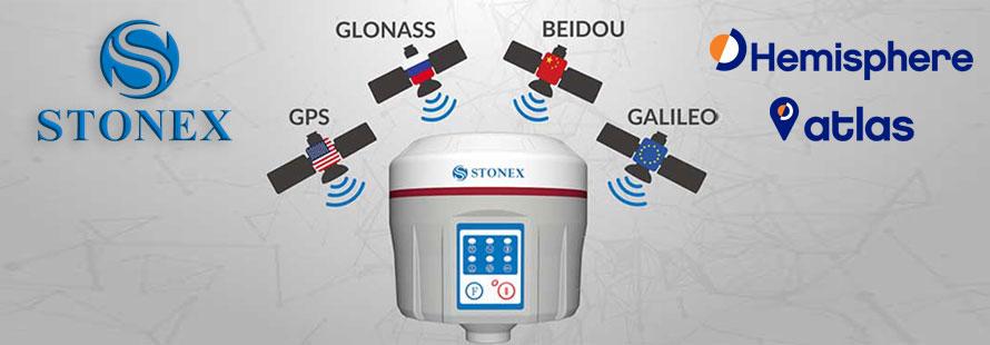 گیرنده ایستگاهی GNSS Receiver
