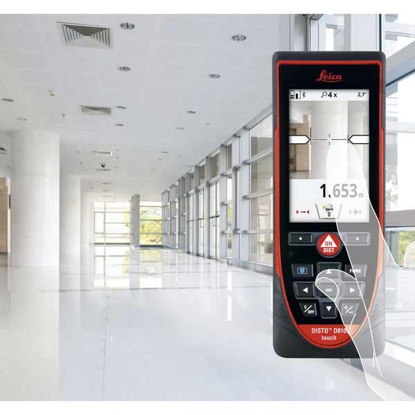 متر لیزری D810 Touch لایکا