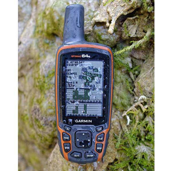 گیرنده GPS دستی گارمین GPSMAP 64s