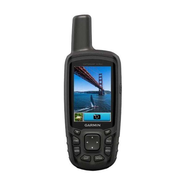 جی پی اس دستی گارمین GPSMAP 64sc