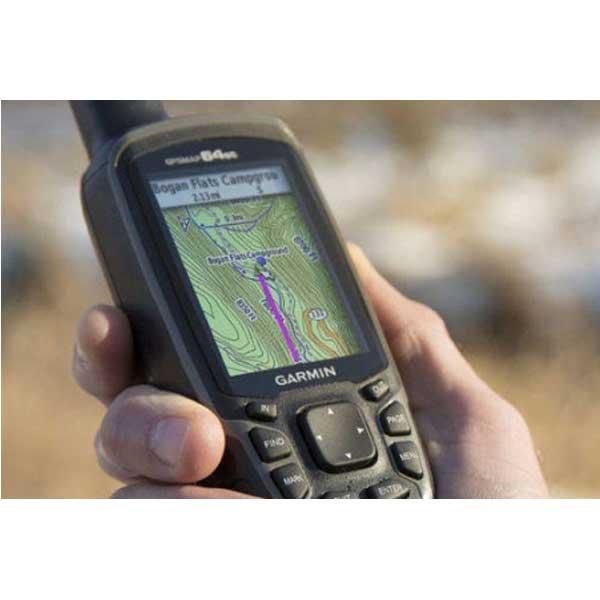GPS دستی گارمین مدل GPSMAP 64sc