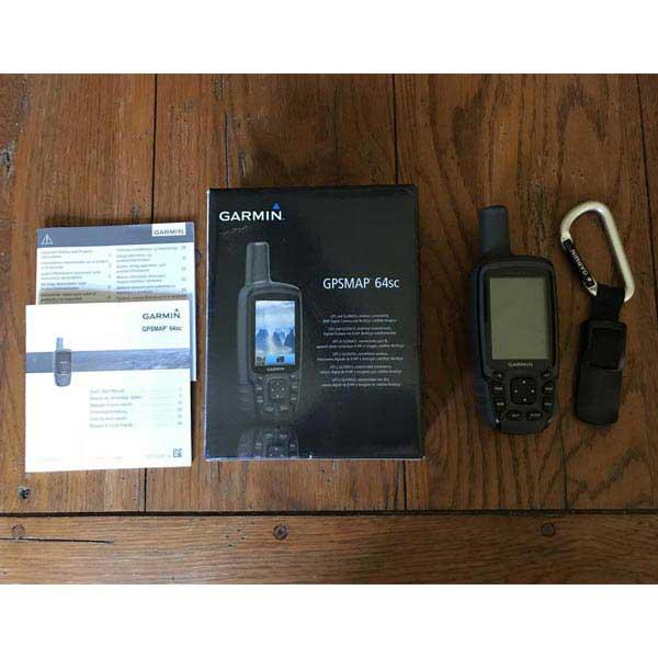 گیرنده GPS دستی GPSMAP 64sc از گارمین