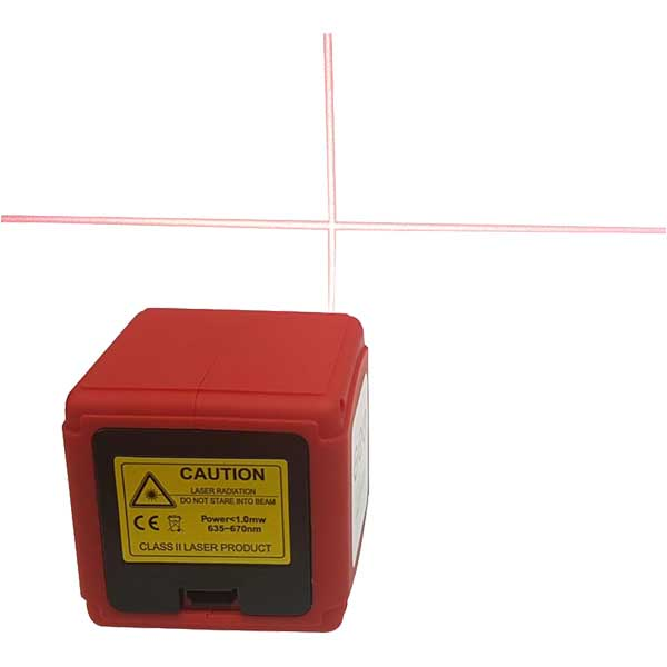 تراز لیزری خطی Geo Laser مدل Cube