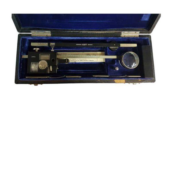 پلانیمتر مکانیکی HAFF مدل 315