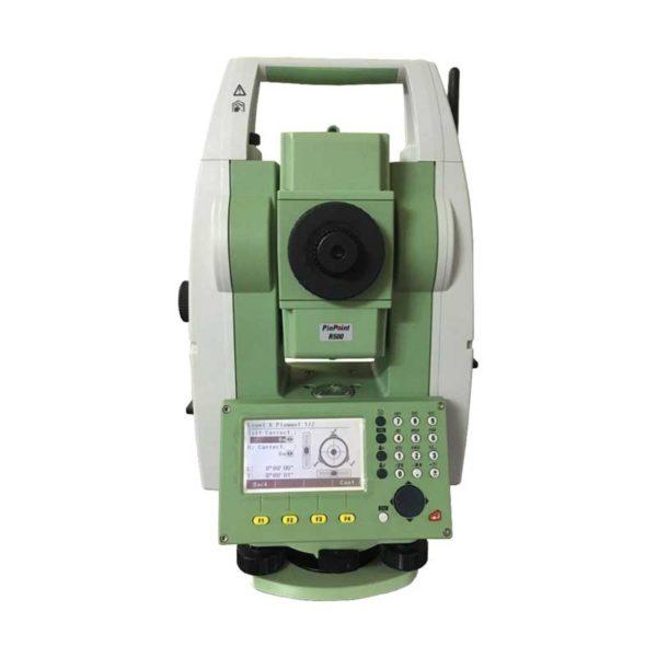 """توتال استیشن Leica TS06plus 5"""" R500"""