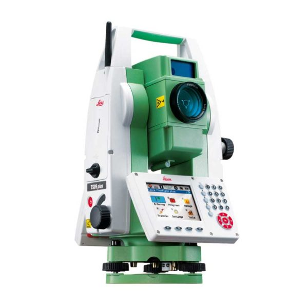 Leica TS09plus 1s R1000 Total Station