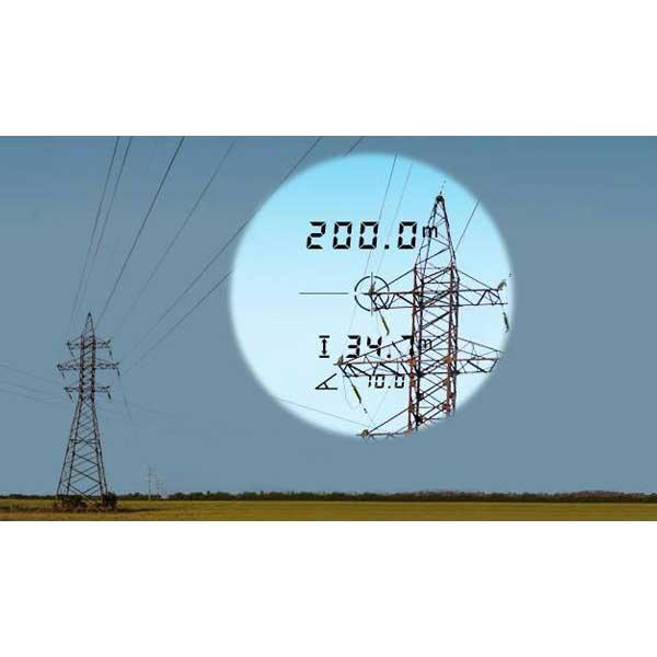فاصله یاب لیزری مایلسی سری PF3