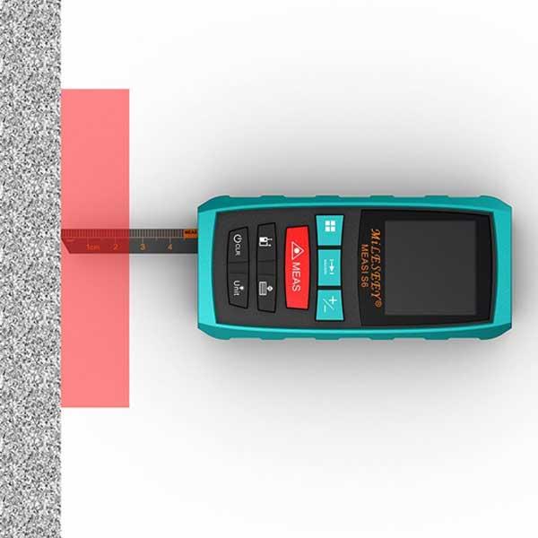 متر لیزری Mileseey مدل S6