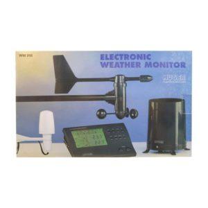 ایستگاه هواشناسی الکترونیکی هوگر WM-918