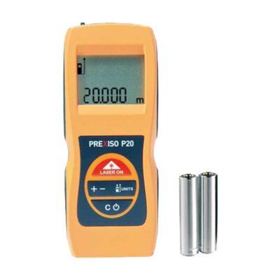 PREXISO 20m Laser Distance meter