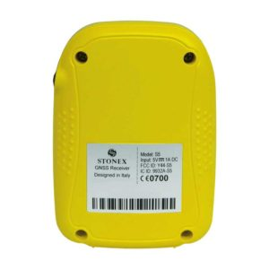 گیرنده GNSS دقیق و جیبی استونکس ایتالیا S5