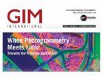 مجله نقشه برداری GIM سپتامبر و اکتبر 2019