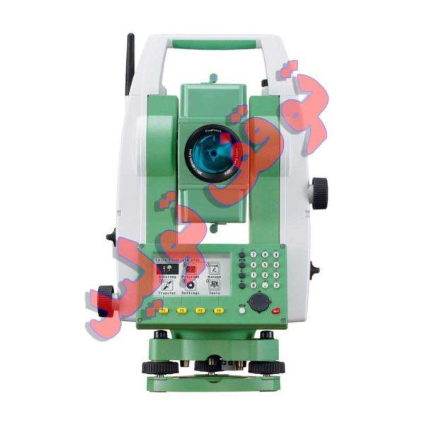 """توتال استیشن نقشه برداری Leica مدل TS06plus 7"""" R500"""