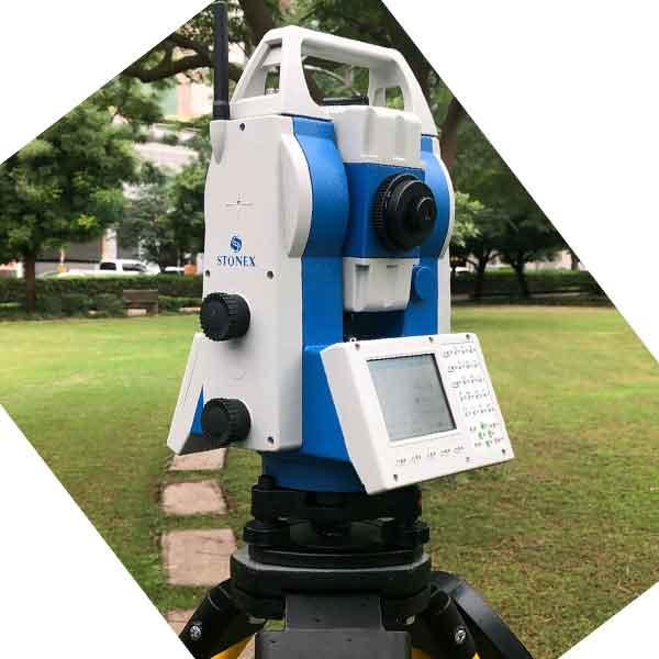توتال استیشن رباتیک استونکس مدل R80