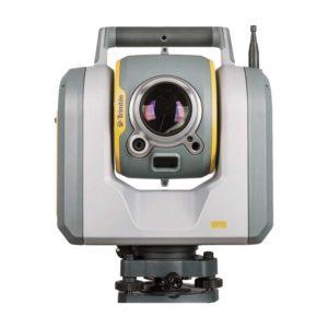 توتال استیشن رباتیک و اسکنر لیزری سه بعدی تریمبل SX10