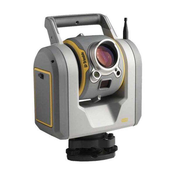 اسکنر لیزری سه بعدی و توتال استیشن رباتیک Trimble