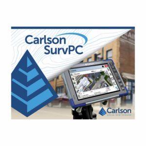 نرم افزار Carlson SurvPC