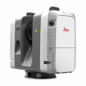 اسکنر لیزری 3D لایکا مدل RTC360