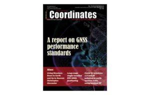 Coordinates Magazine April 2020
