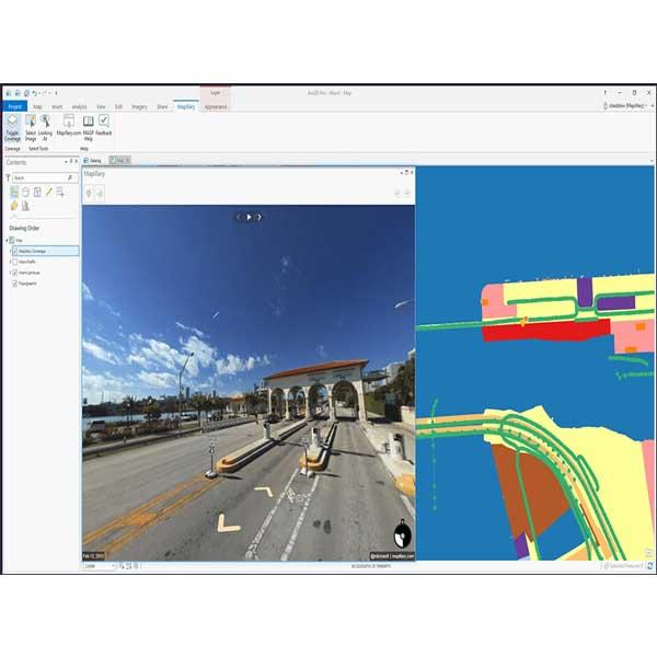 ESRI ArcGIS Pro Software