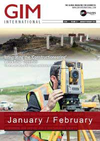 GIM International Magazine January - February 2018