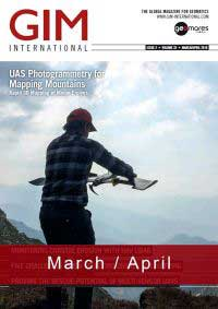 GIM International Magazine March - April 2018