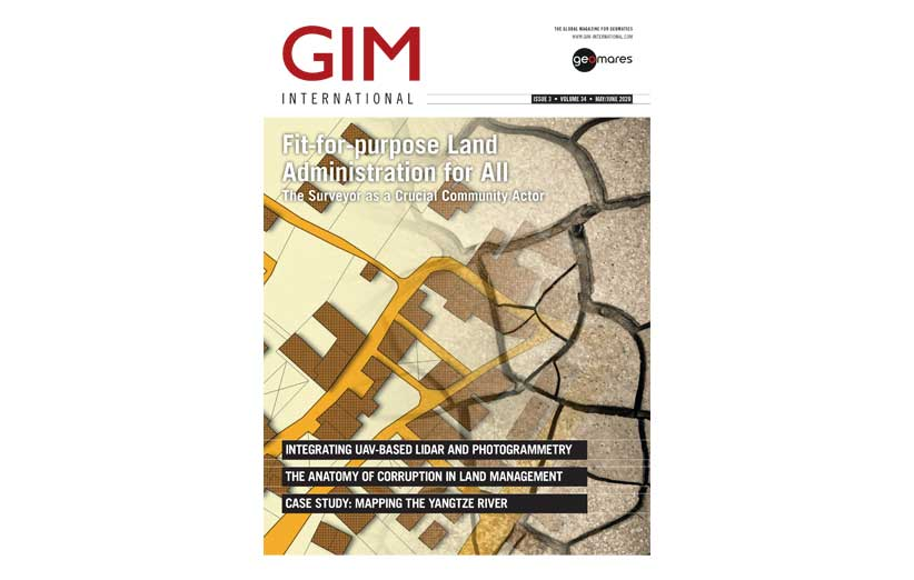 GIM International Magazine May - June 2020