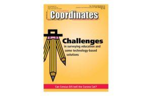 Coordinates Magazine May 2020
