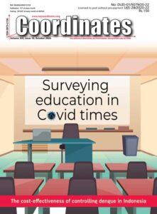 Coordinates Magazine October 2020