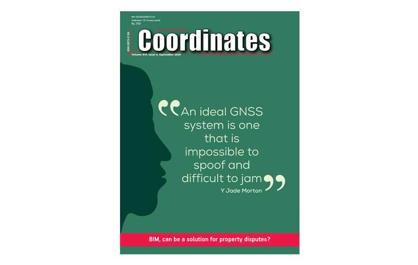 Coordinates Magazine September 2020
