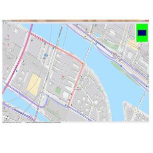 نرم افزار نقشه برداری OpenstreetMap Downloader