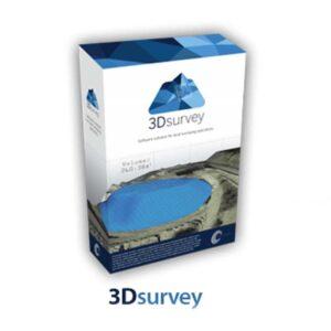 نرم افزار نقشه برداری 3Dsurvey