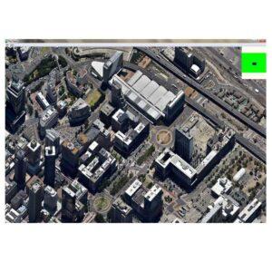 نرم افزار نقشه برداری Google Birdseye Maps Downloader