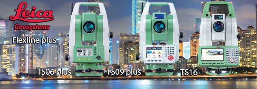 توتال استیشن لایکا Leica total station