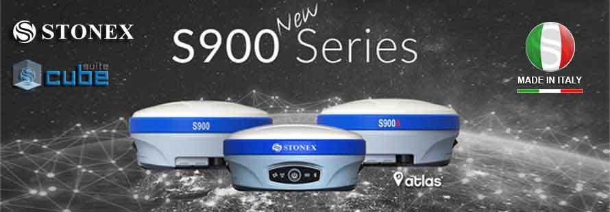 گیرنده GNSS ایستگاهی استونکس S900A New