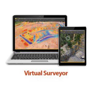 نرم افزار نقشه برداری Virtual Surveyor