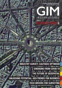 مجله نقشه برداری GIM Business Guide 2021 Issue 1