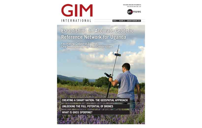 GIM International Magazine January - February 2020