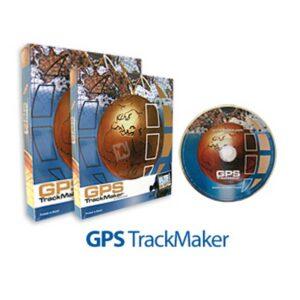 نرم افزار نقشه برداری GPS TrackMaker Pro