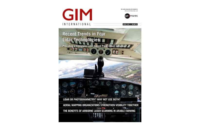 GIM International Magazine March - April 2021