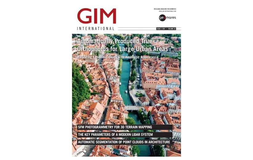 GIM International Magazine May - June 2021