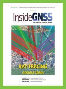 مجله نقشه برداری INSIDE GNSS March April 2021