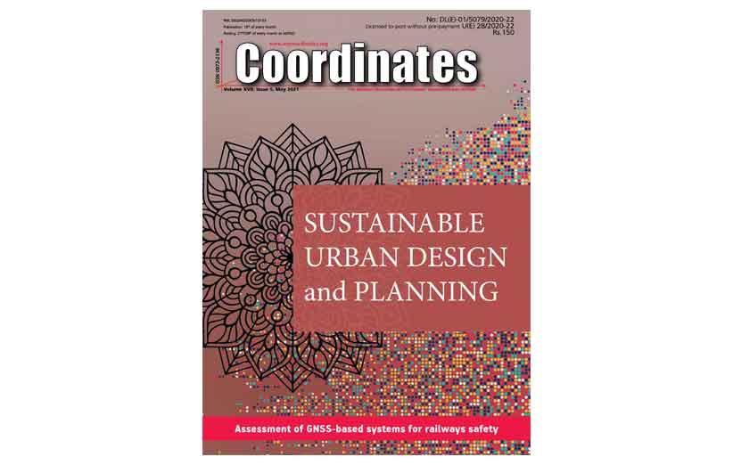 Coordinates Magazine May 2021