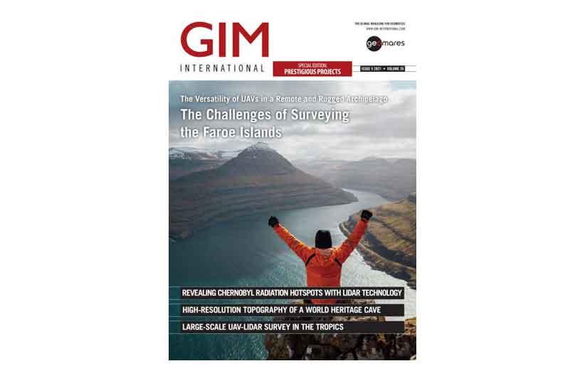 GIM International Magazine July-August 2021
