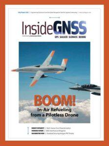مجله نقشه برداری INSIDE GNSS July - August 2021