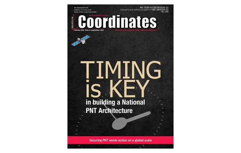 Coordinates Magazine September 2021